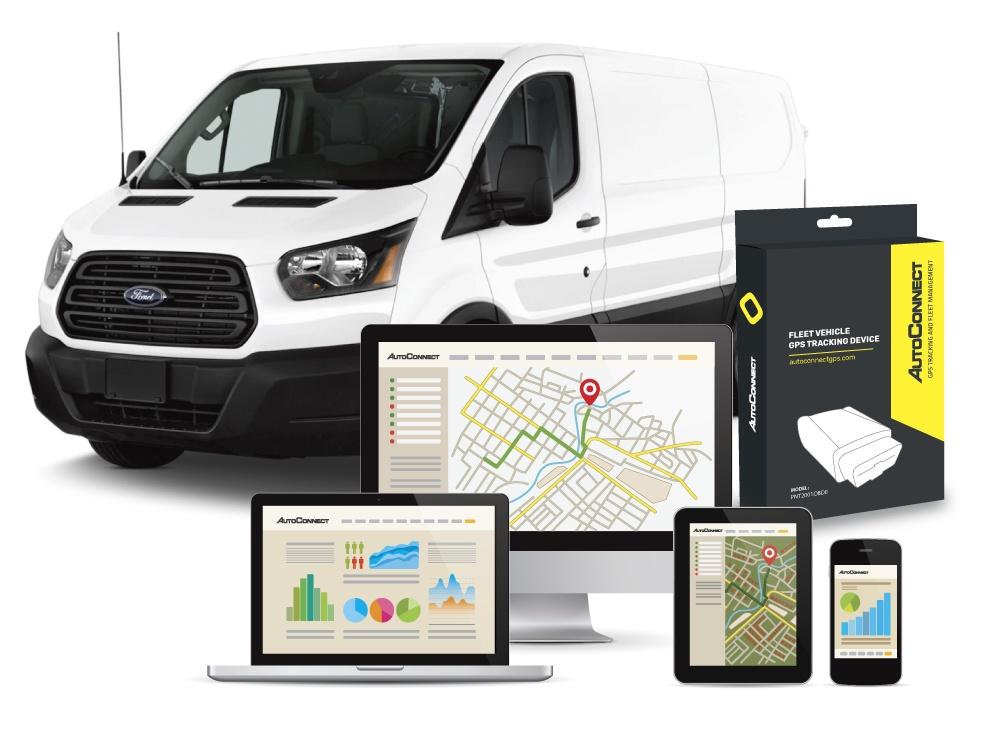 Business Fleet Management Solutions • AutoConnect GPS